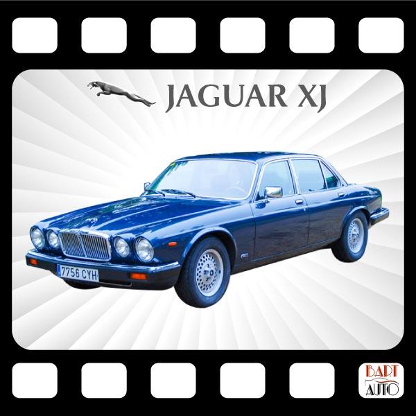 Jaguar XJ para películas fotograma