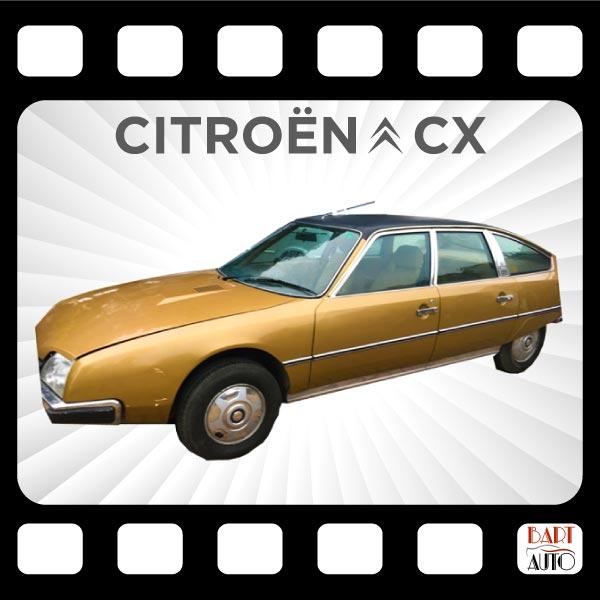 Citroën CX para películas