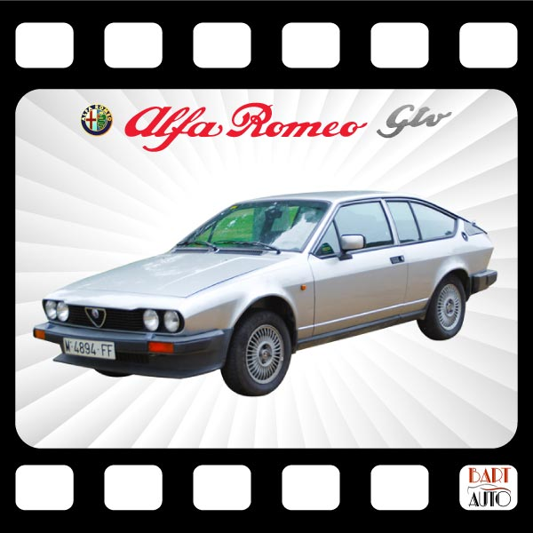 Alfa Romeo GTV para películas fotograma