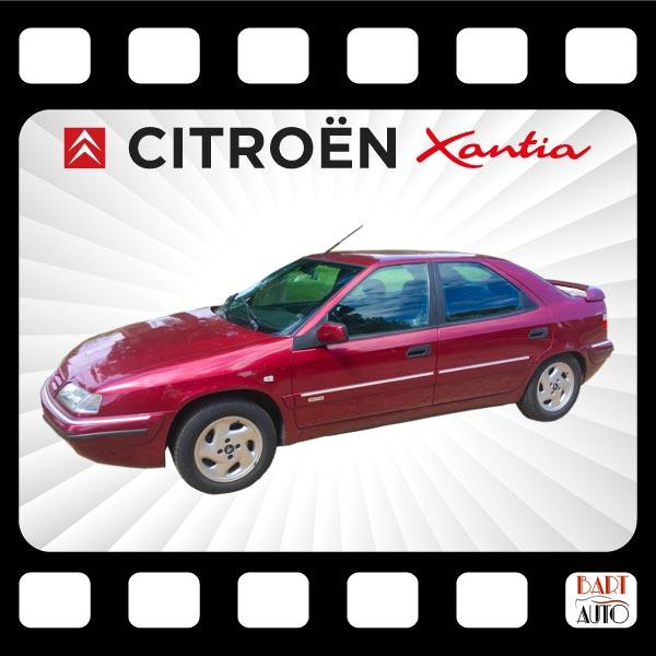 Citroën Xantia para películas fotograma