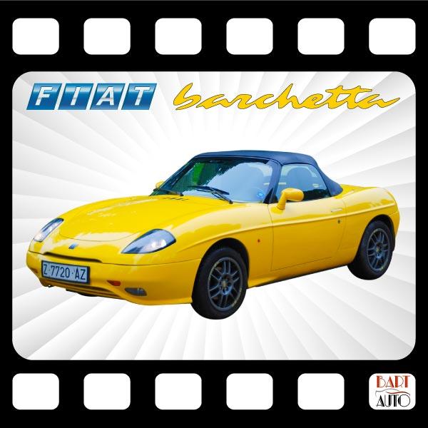 Fiat Barchetta para películas