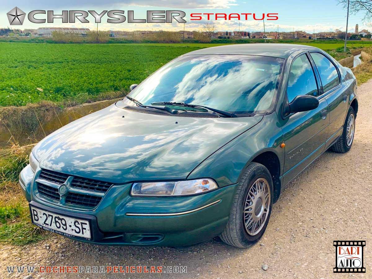 Alquiler de coches de escena Chrysler Stratus 01