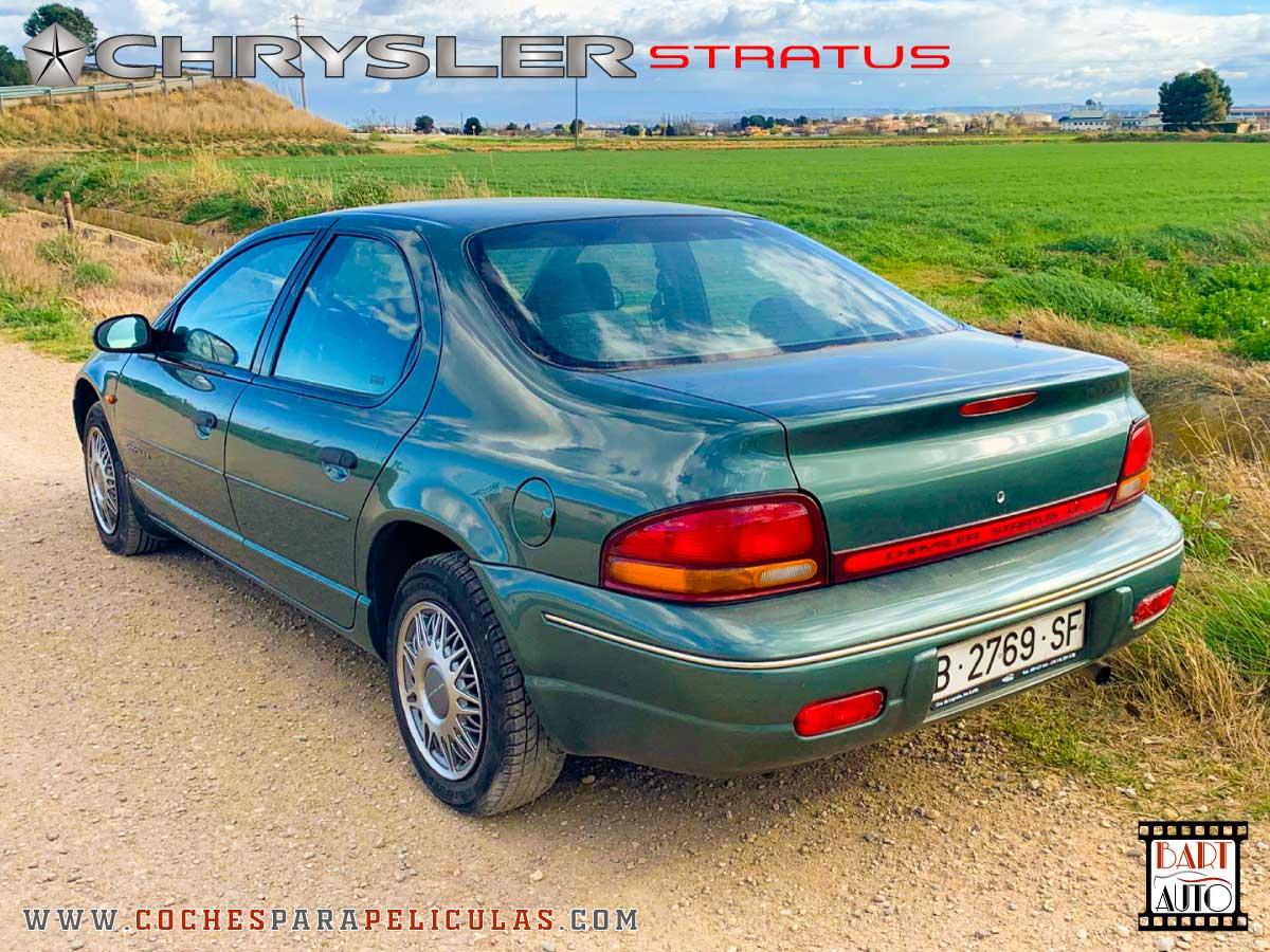 Alquiler de coches de escena Chrysler Stratus 02