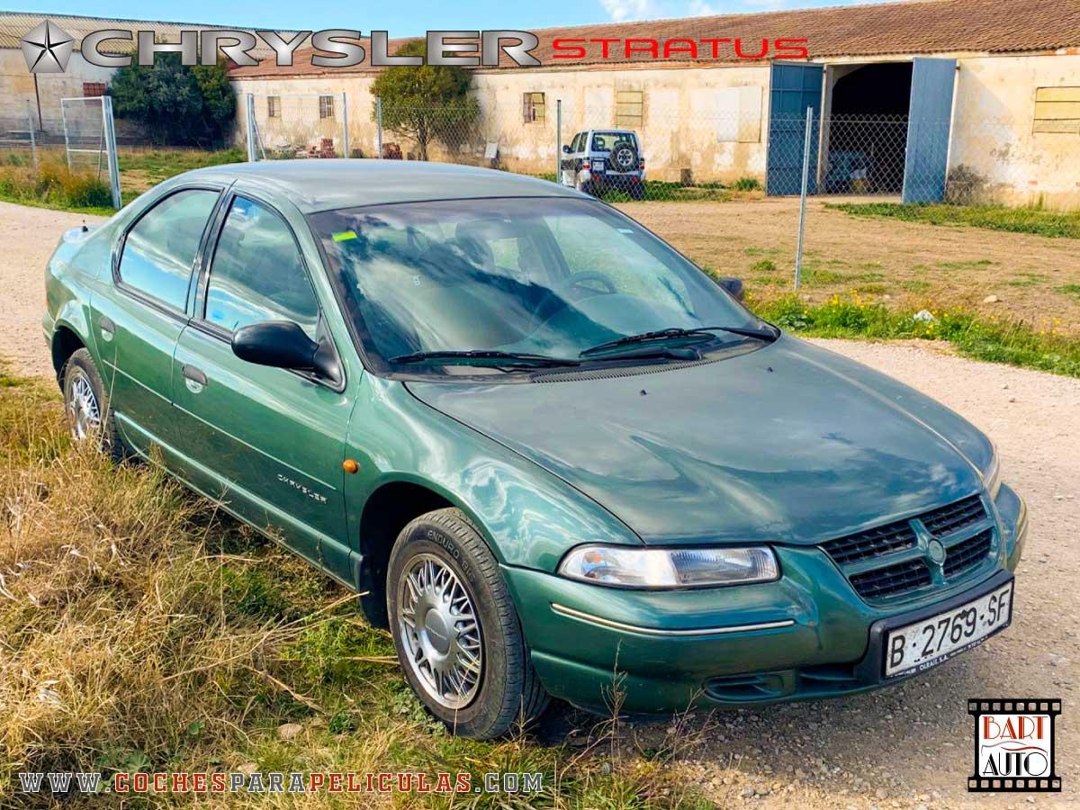 Alquiler de coches de escena Chrysler Stratus 03