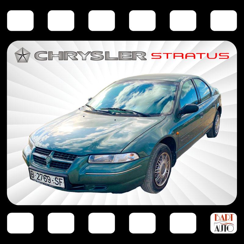 Alquiler de coches de escena Chrysler Stratus mosaico