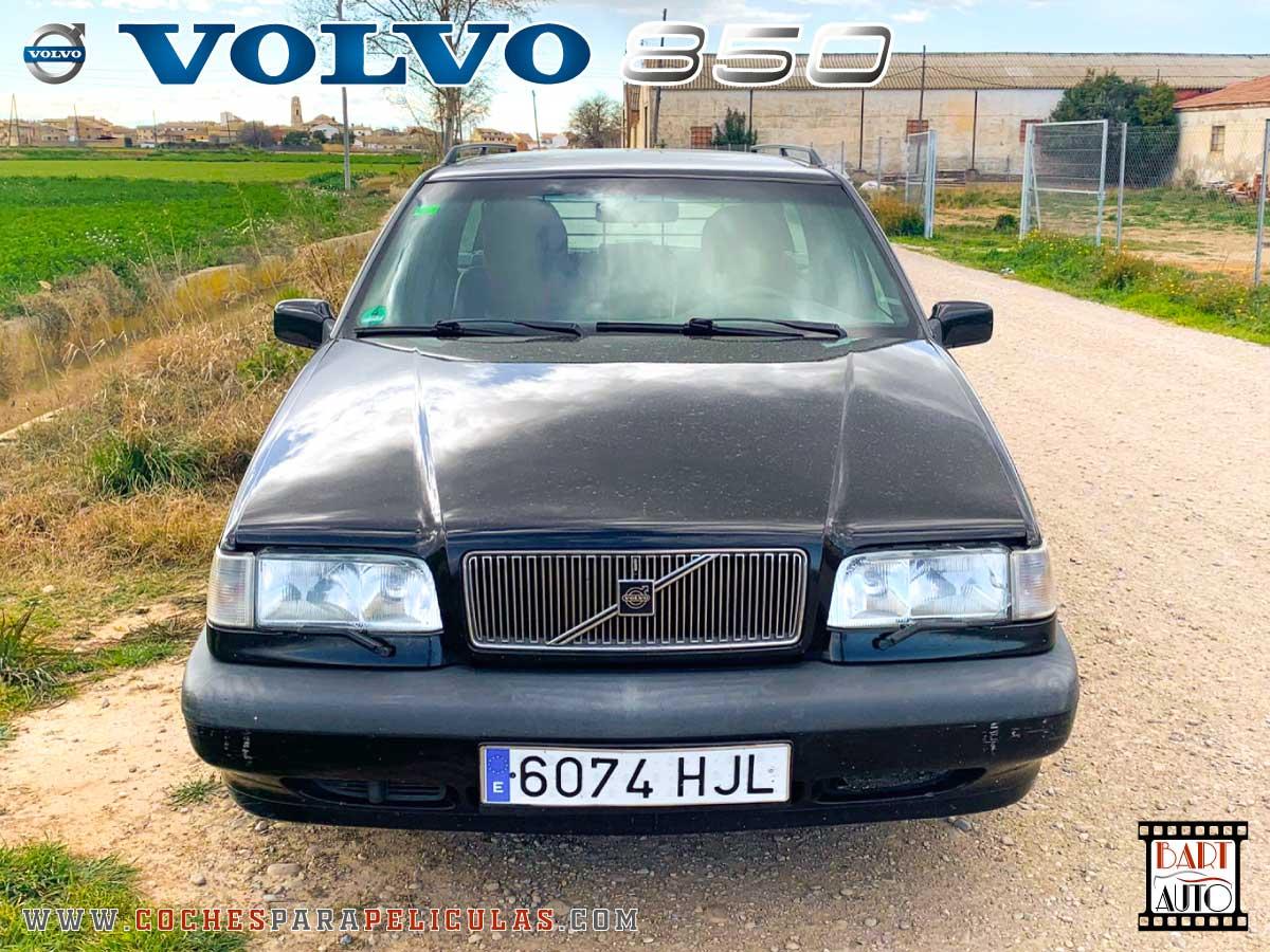 Alquiler de vehículos de escena Volvo 850 frontal
