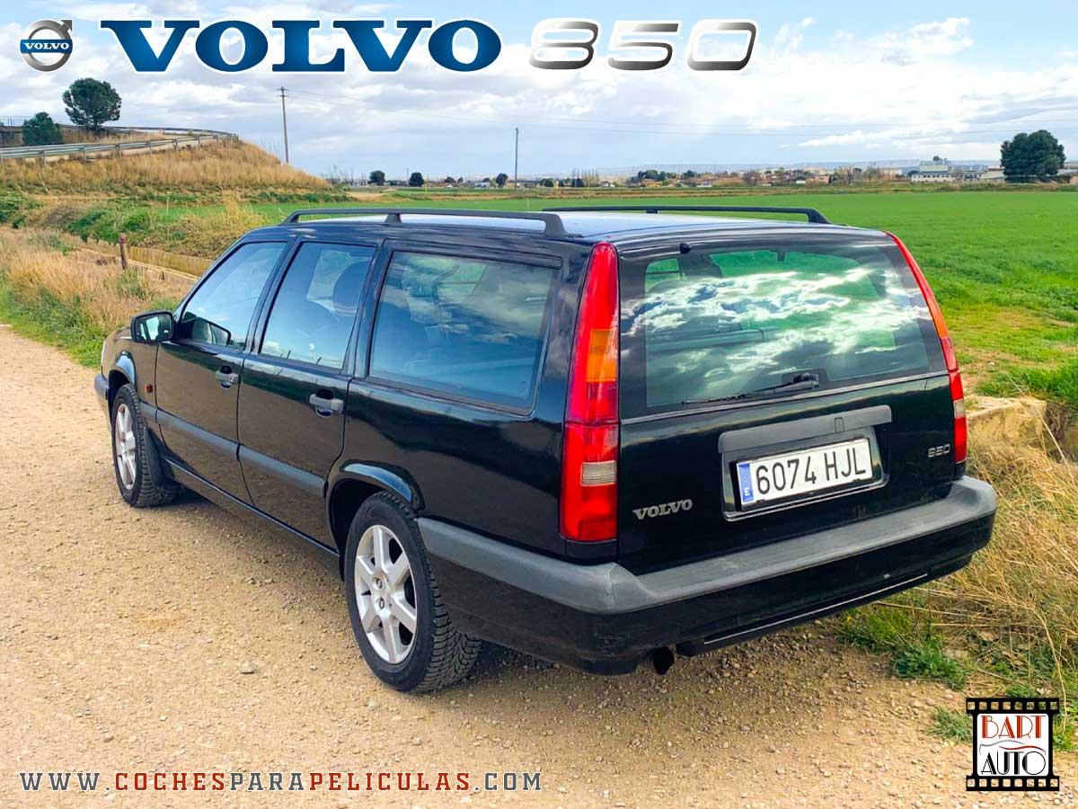 Alquiler de vehículos de escena Volvo 850 1