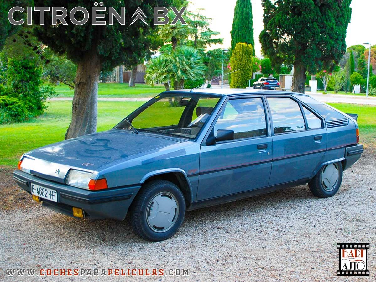 Citroën BX para películas general