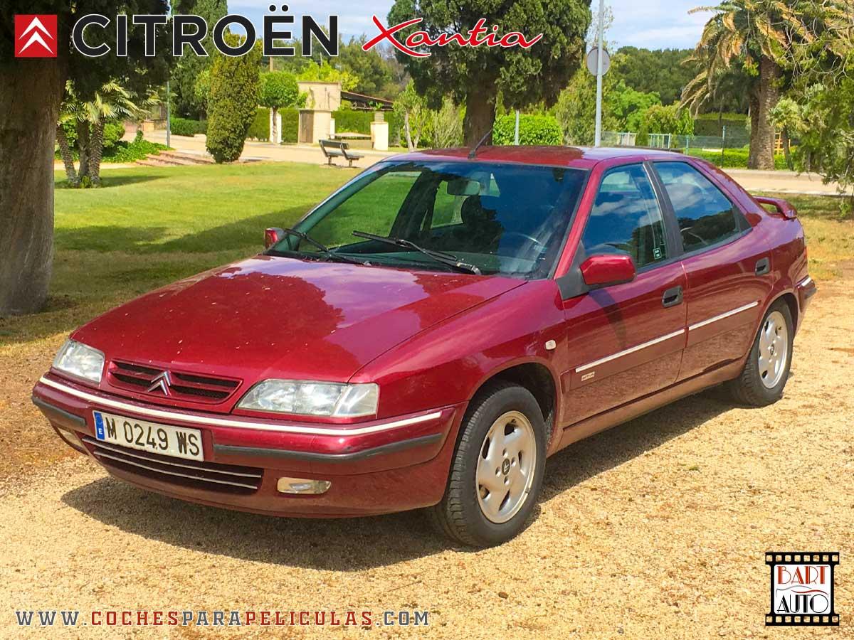 Citroën Xantia para películas frontal