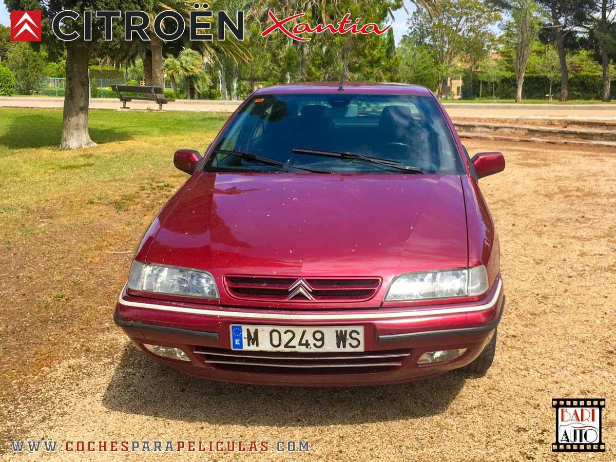 Citroën Xantia para películas delantera