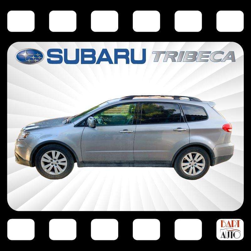 Coches de escena Subaru Tribeca portada