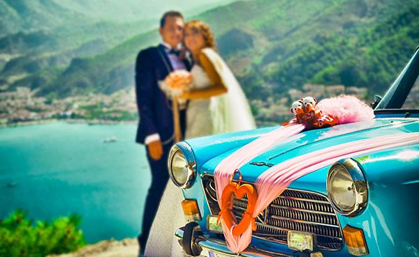 coches para bodas