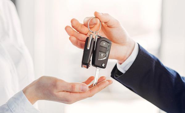 Alquiler de vehículos para rodajes