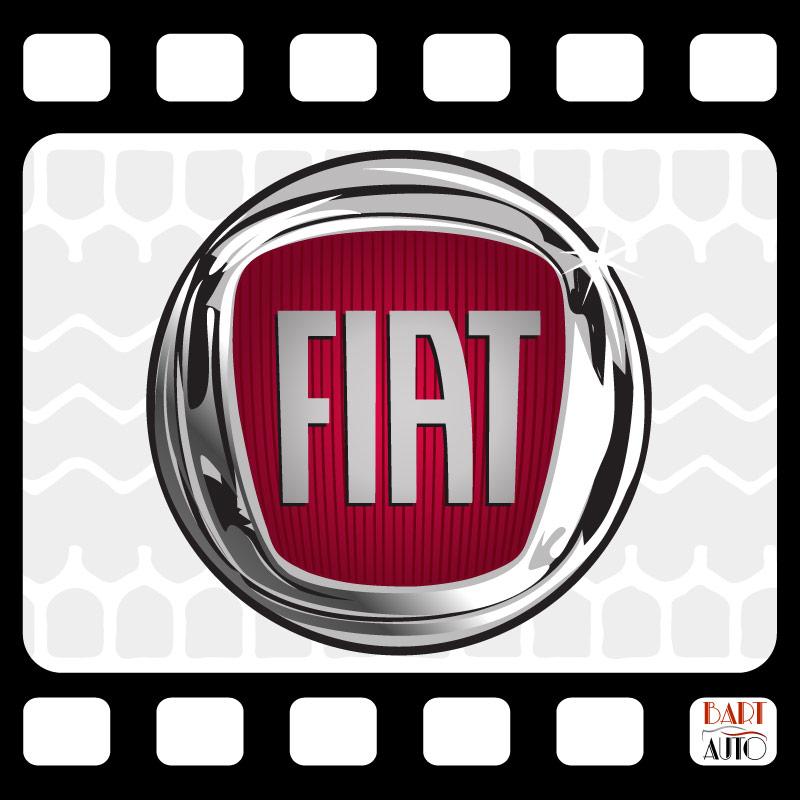 Vehículos de escena Fiat