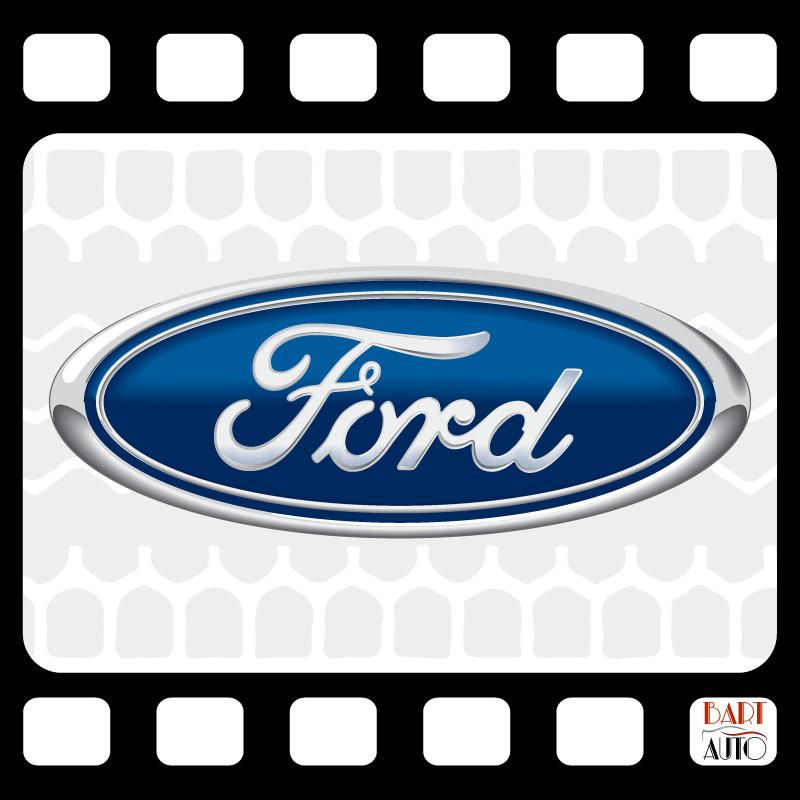 Vehículos de escena Ford