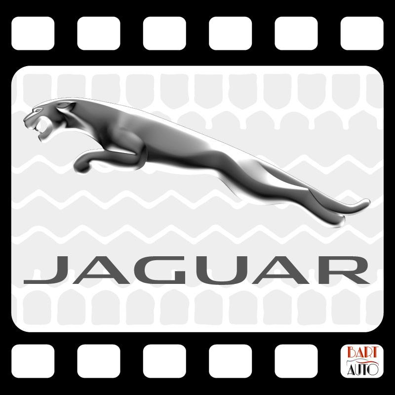 Vehículos de escena Jaguar
