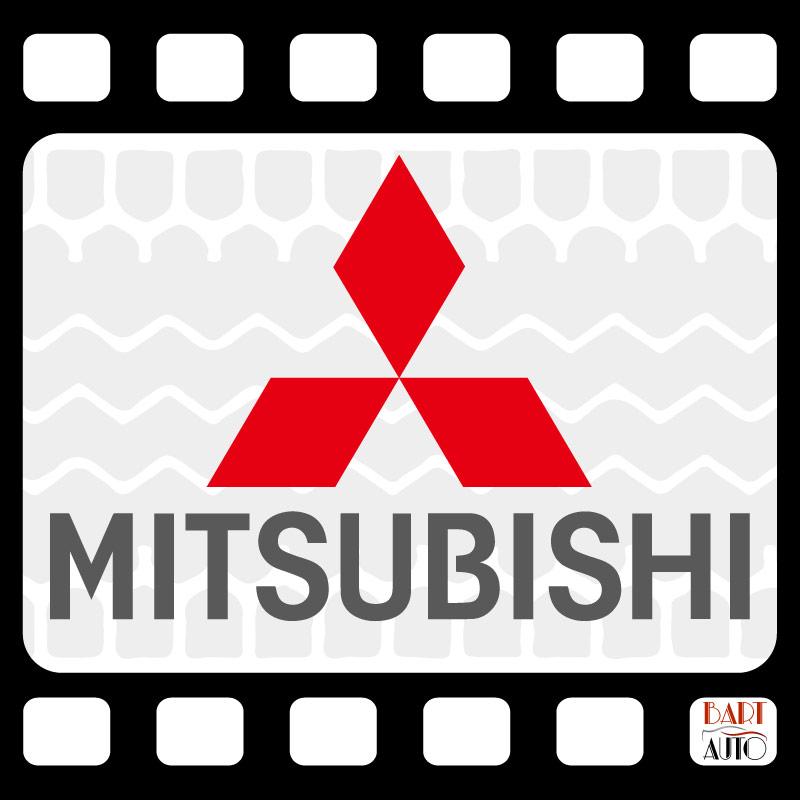 Vehículos de escena Mitsubishi