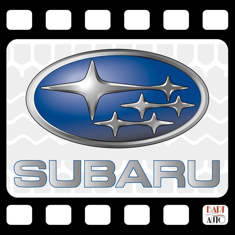 Vehículos de escena Subaru portada