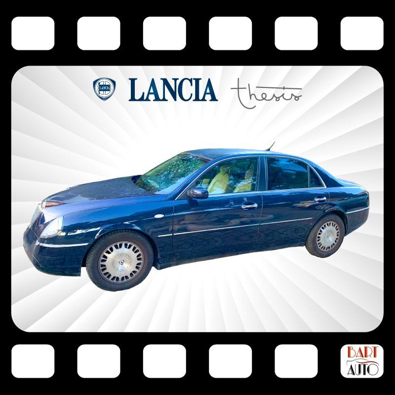 Coches para rodajes Lancia Thesis