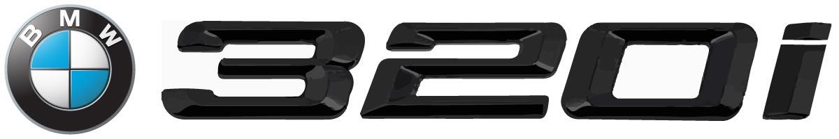 Coches para rodajes BMW 320 Cabrio logo