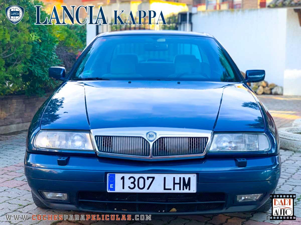 Coches para rodajes Lancia Kappa frontal