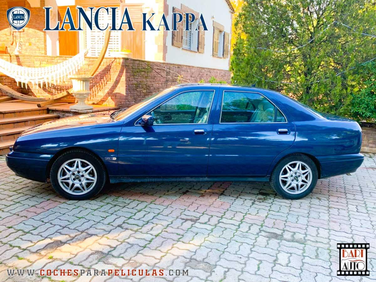 Coches para rodajes Lancia Kappa lateral