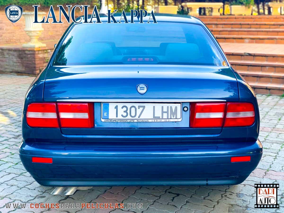Coches para rodajes Lancia Kappa trasera
