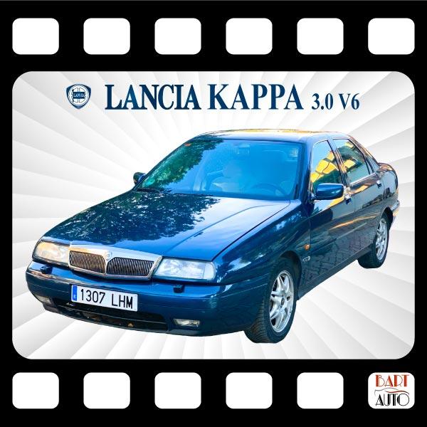 Coches para rodajes Lancia Kappa portada