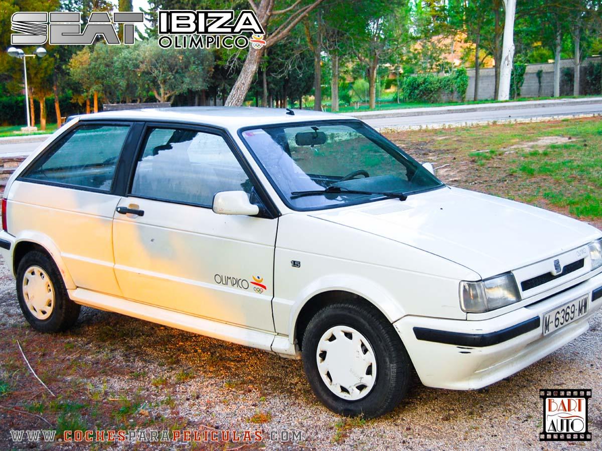 Coches para rodajes Seat Ibiza foto 2