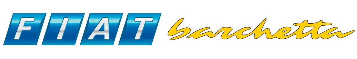 Fiat Barchetta para películas logotipo