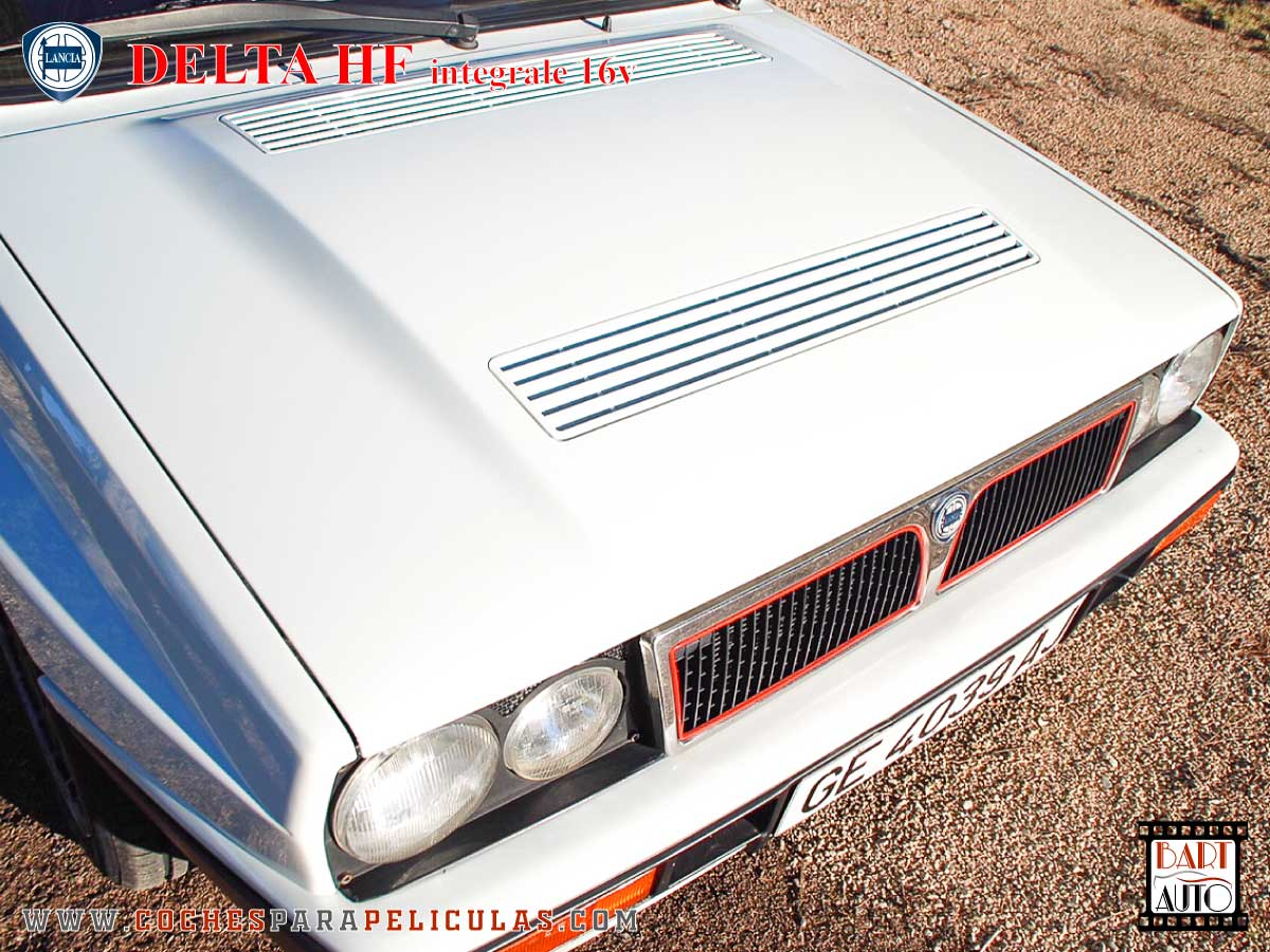 Lancia Delta para películas