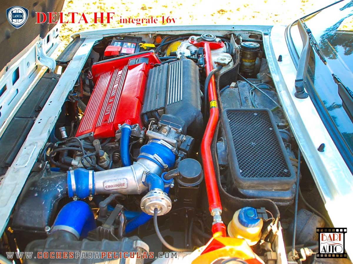 Lancia Delta para películas motor