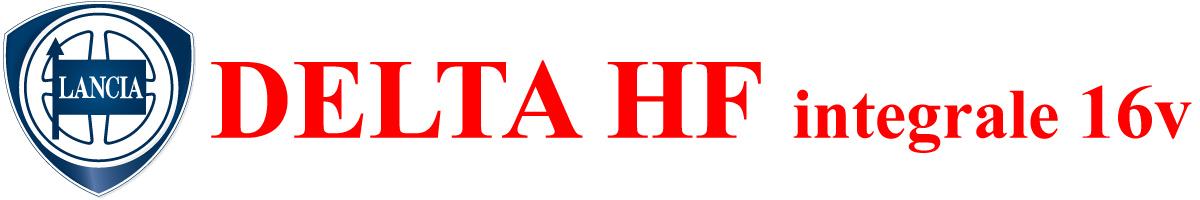 Lancia Delta para películas logo